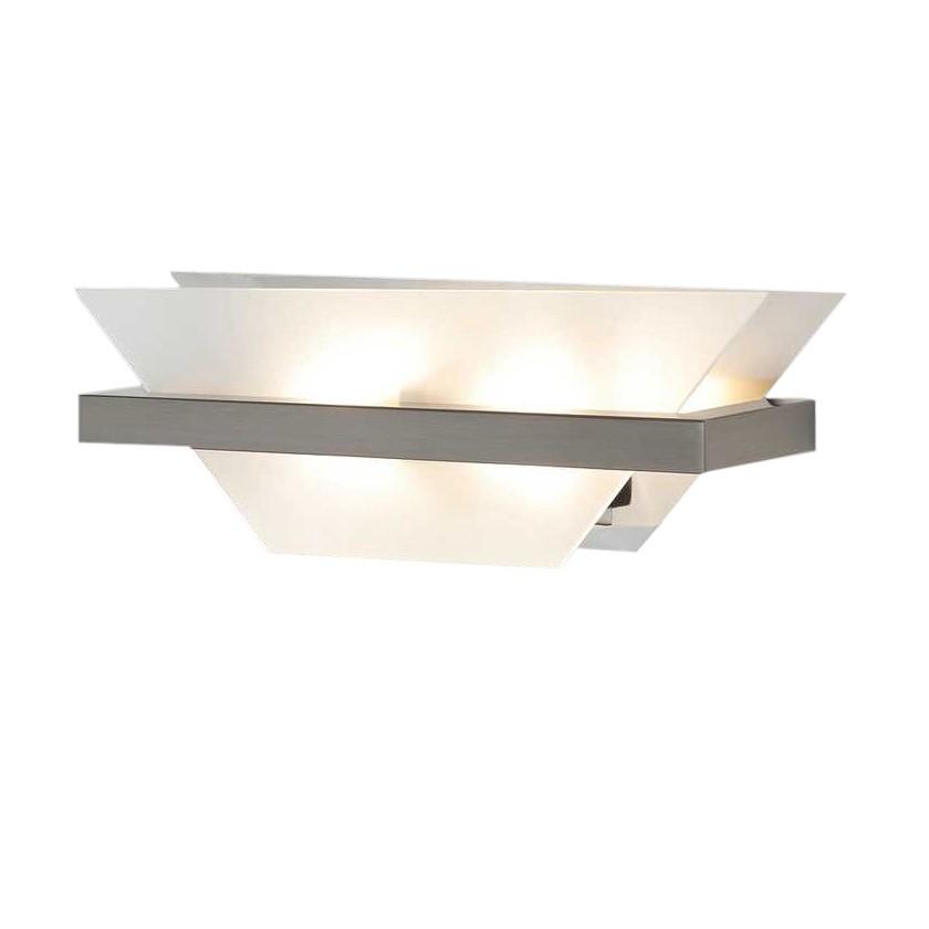 Wandleuchte mit energiesparenden Eco-Halogenlampen, Trio günstig online kaufen
