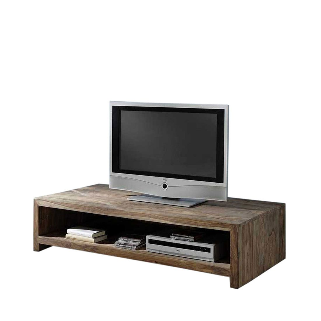 tv board i yoga sheesham massiv natur. Black Bedroom Furniture Sets. Home Design Ideas