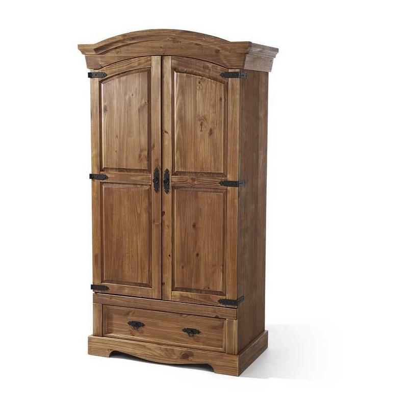 dielenschrank zacateca kiefer massiv antik. Black Bedroom Furniture Sets. Home Design Ideas