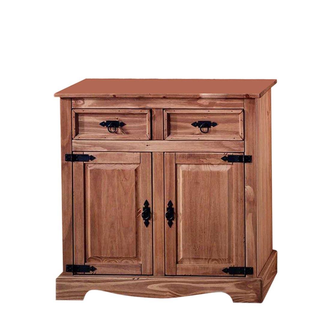 kommode zacateca ii kiefer massiv antik. Black Bedroom Furniture Sets. Home Design Ideas