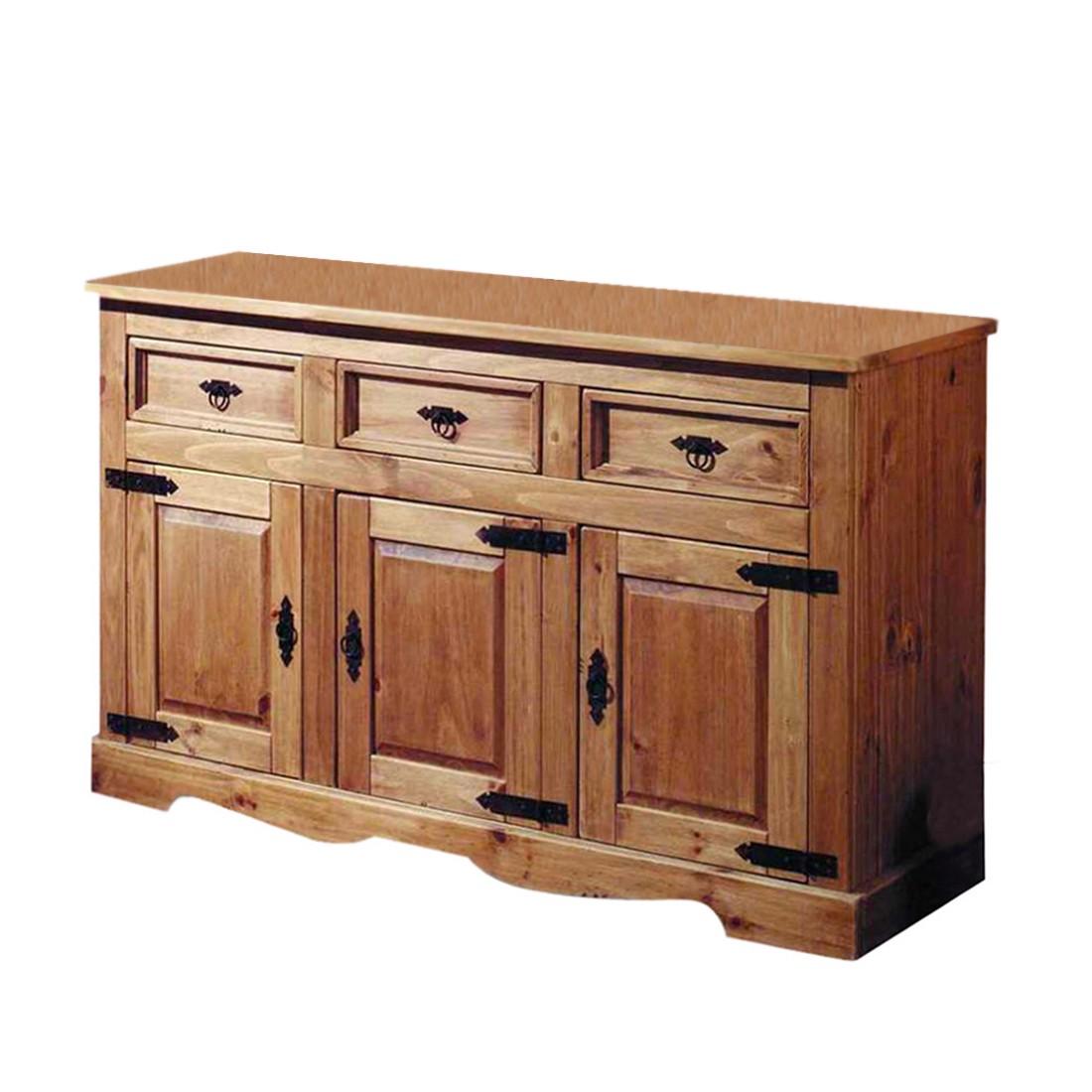 sideboard zacateca iii kiefer massiv antik landhaus classic online bestellen. Black Bedroom Furniture Sets. Home Design Ideas