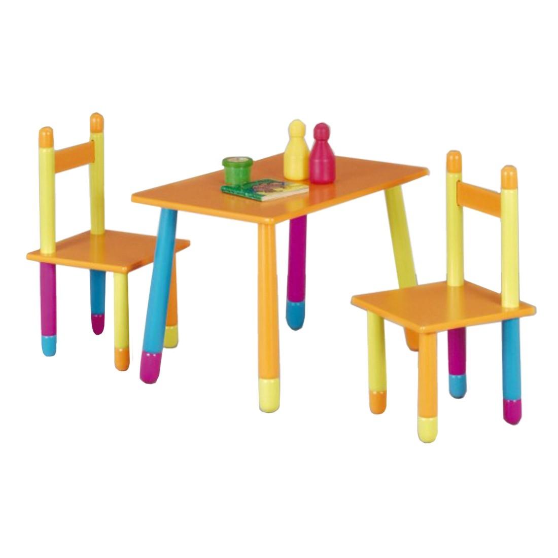 Per Inserire … Zeller Set Di Sedie E Tavolo Per Bambini Fresno (3 #A00F6D 1100 1100 Ikea Tavoli E Tavolini