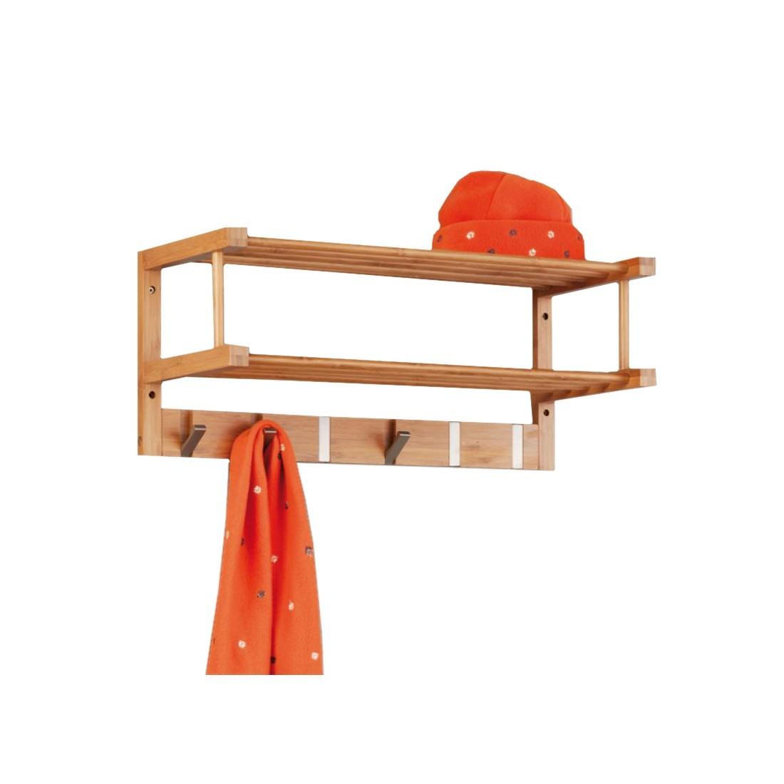 Garderoben online kaufen - Wandgarderobe bambus ...