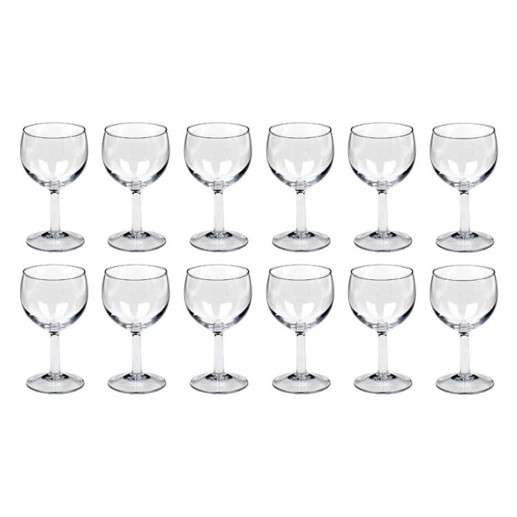 12er-Set Weinglas Ballon – Glas Transparent, Luminarc günstig bestellen