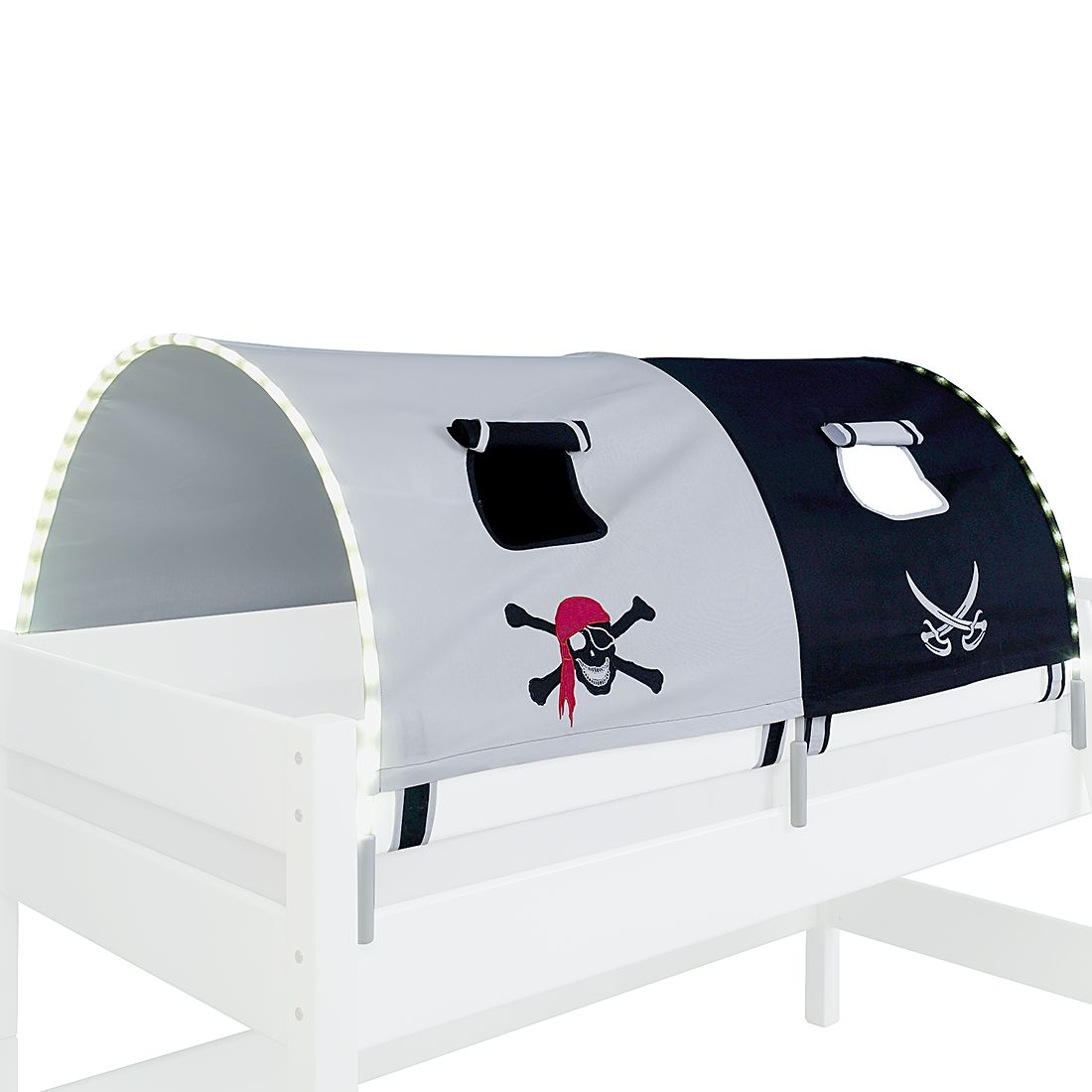 EEK A+, 2-er Stofftunnel Pirat, Relita günstig