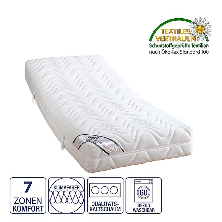 7-Zonen Kaltschaummatratze Nova Dream KS – 140 x 200cm – H2 bis 80 kg, Nova Dream Sleepline günstig online kaufen