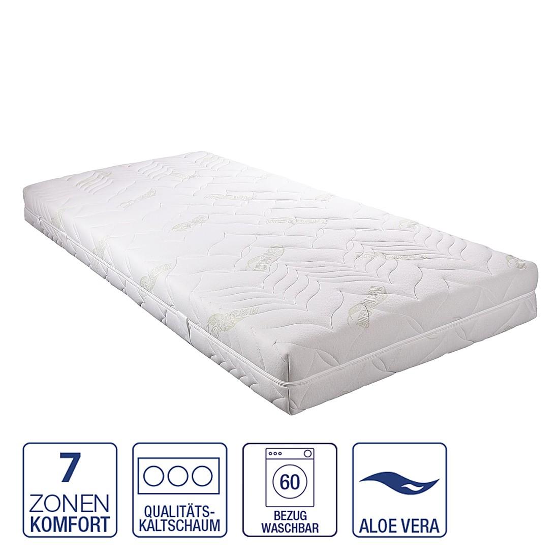 7-Zonen Kaltschaummatratze Tender Sleep – 80 x 200cm – H3 ab 80 kg, Nova Dream Sleepline bestellen