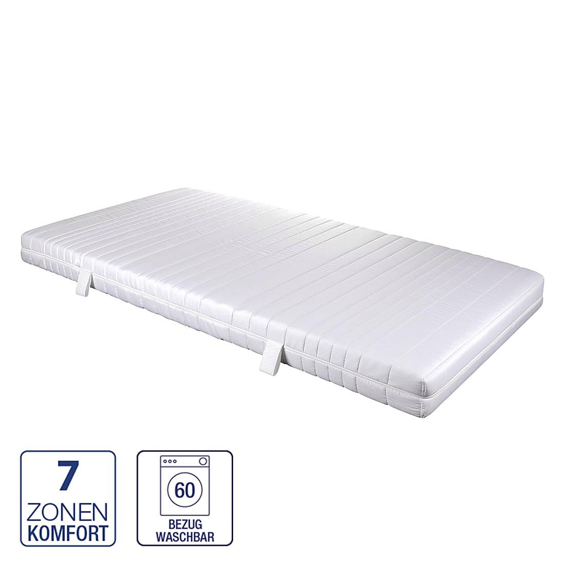 7-Zonen Komfortschaummatratze Alena – 80 x 200cm – H4 ab 100 kg, Nova Dream Sleepline günstig bestellen