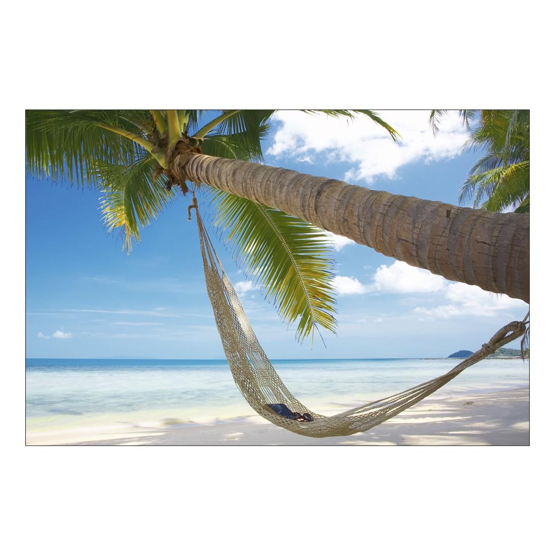 Acrylglasbild Caribbean Chill – Abmessung 75×50 cm, Gallery of Innovative Art online kaufen