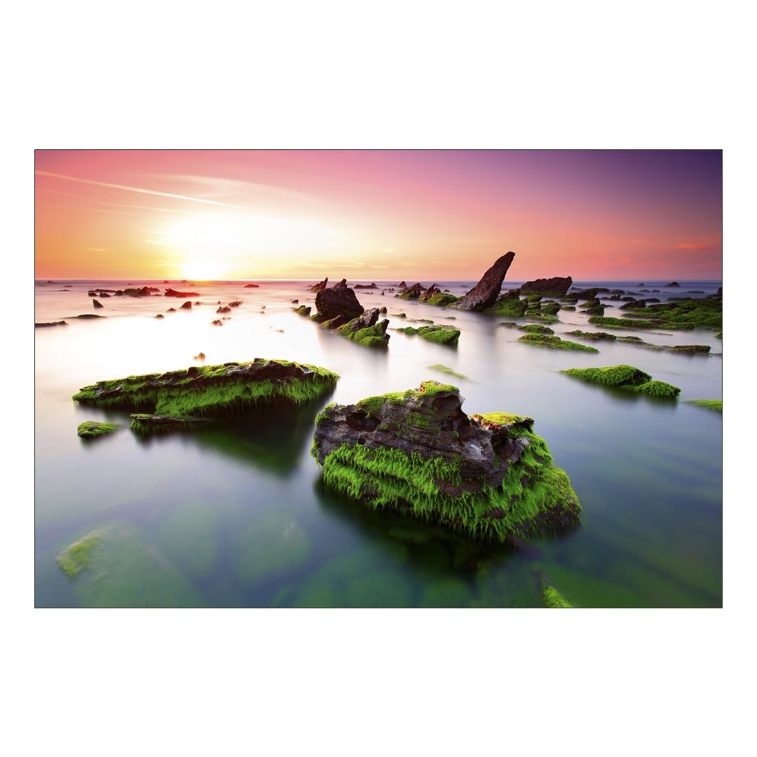 Acrylglasbild Impressive Sea View – Abmessung 75×50 cm, Gallery of Innovative Art günstig