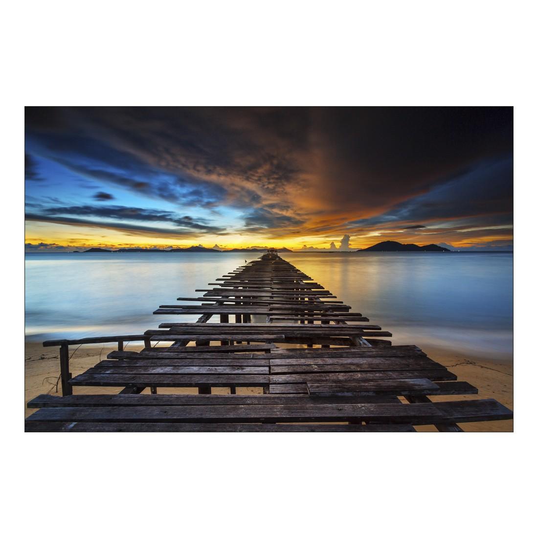 Acrylglasbild Mesmerizing Seascapes – Abmessung 90×60 cm, Gallery of Innovative Art günstig bestellen