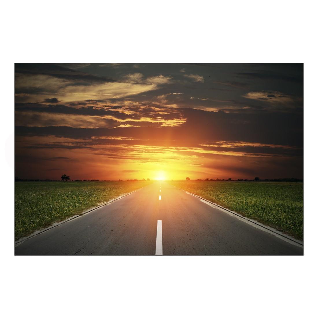 Acrylglasbild Road to Horizont – Abmessung 60×40 cm, Gallery of Innovative Art kaufen