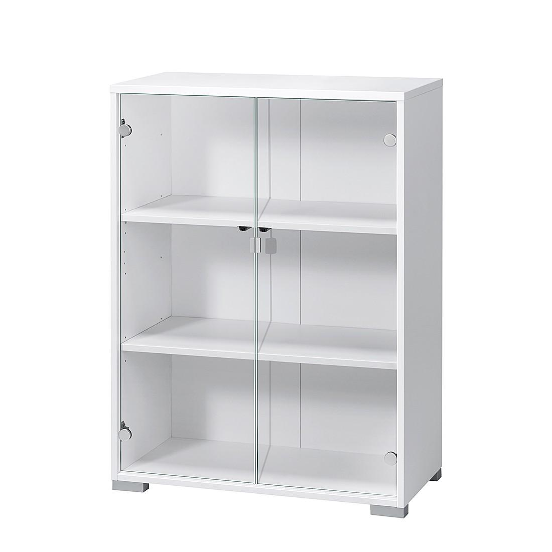 Aktenschrank Merit II – Weiß/Glas, Maja Möbel bestellen