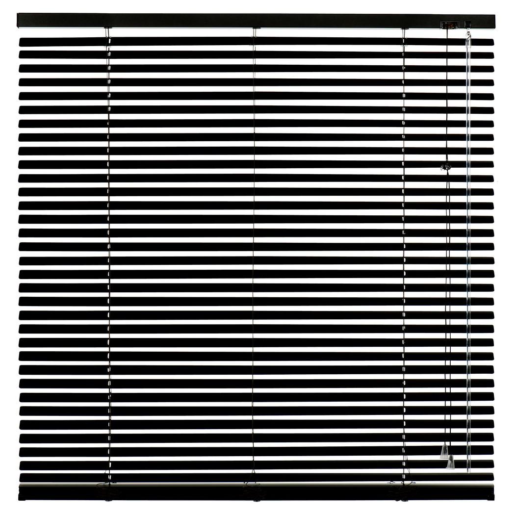 Alu Jalousie Vancouver (Breite bis 100 cm) – verdunkelnd – Anthrazit – Breite: 80 cm Höhe: 175 cm, Sandega online bestellen