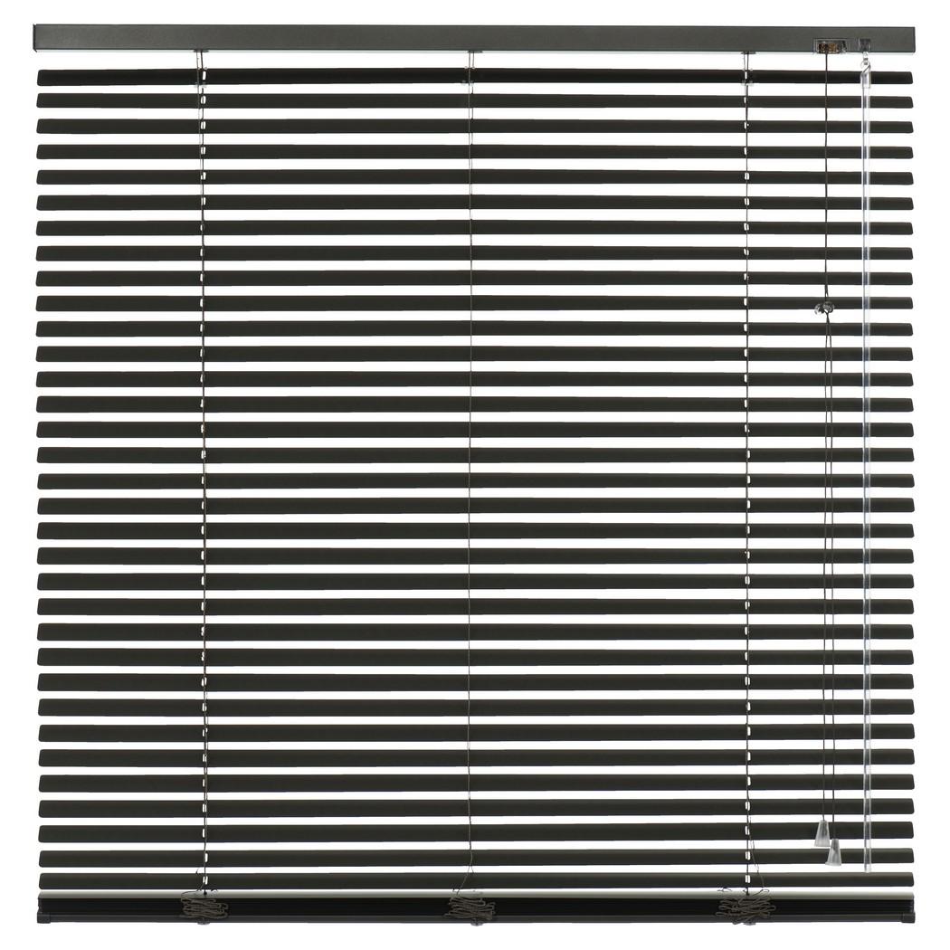 Alu Jalousie Vancouver (Breite bis 100 cm) – verdunkelnd – Grau – Breite: 80 cm Höhe: 175 cm, Sandega günstig online kaufen