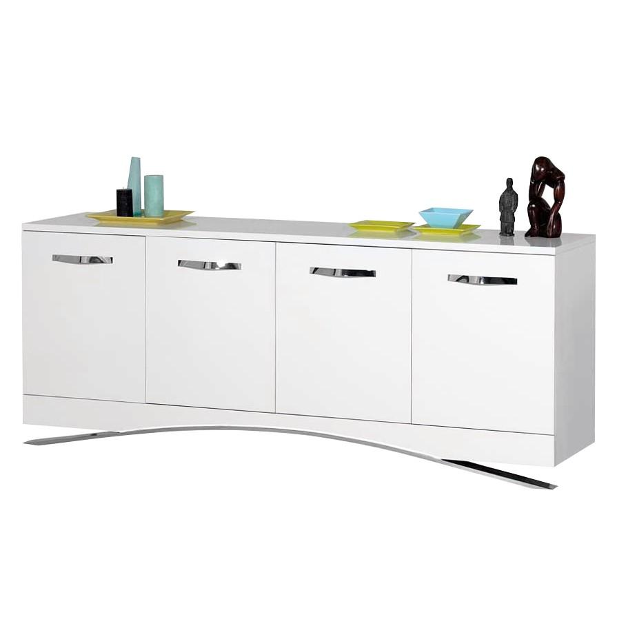 anrichte renalfo wei hochglanz mdf violata furniture online bestellen. Black Bedroom Furniture Sets. Home Design Ideas