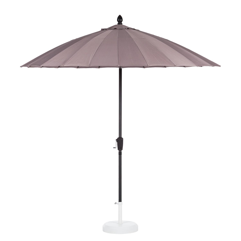 Asia-Sonnenschirm Sombrilla (mit Knickfunktion) - Taupe, Garden Guerilla