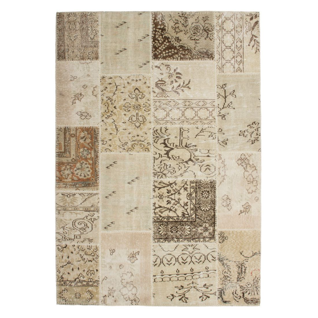 Teppich Atlas - Beige - 200 x 290 cm, Obsession