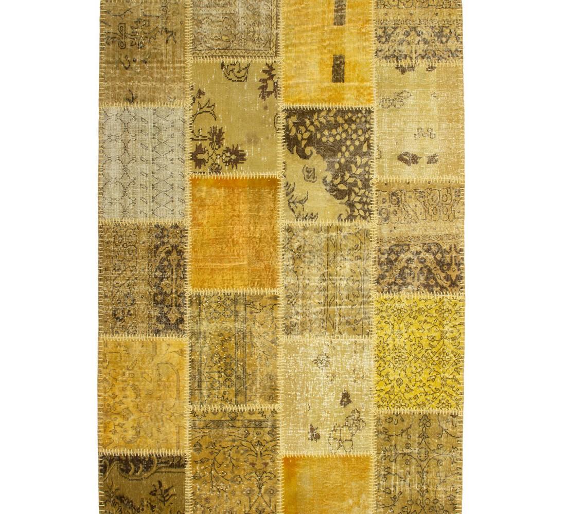 Teppich Atlas - Gelb - 200 x 290 cm, Obsession