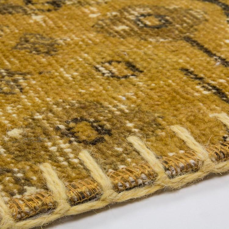 teppich atlas gelb 160 x 230 cm obsession m t1 7554. Black Bedroom Furniture Sets. Home Design Ideas