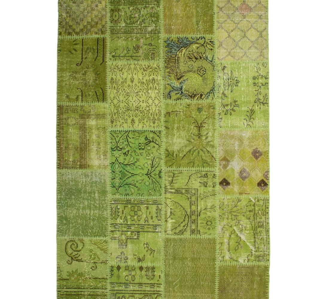 Teppich Atlas - Grün - 200 x 290 cm, Obsession