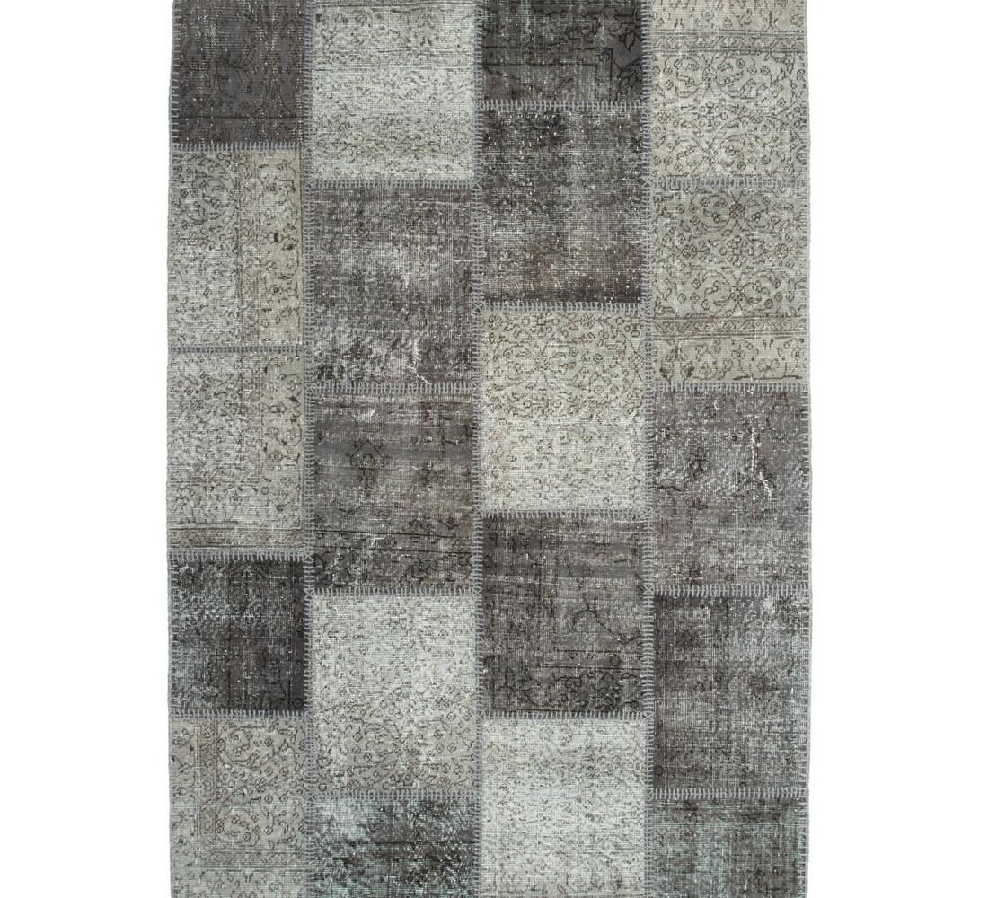 Teppich Atlas - Silber - 200 x 290 cm, Obsession