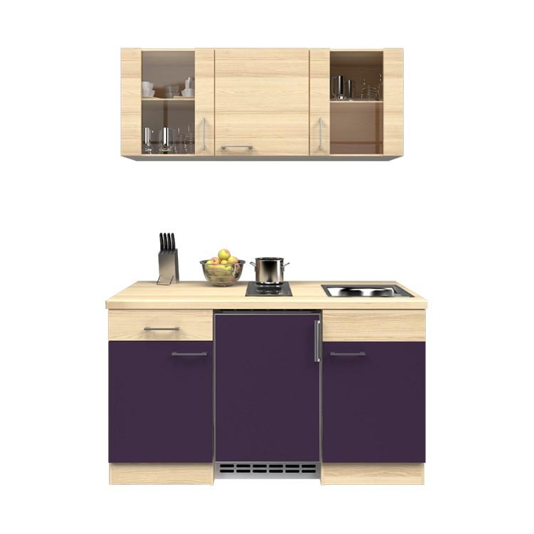Küchenzeile Ole – Einbaugeräte – Spüle – 150 cm