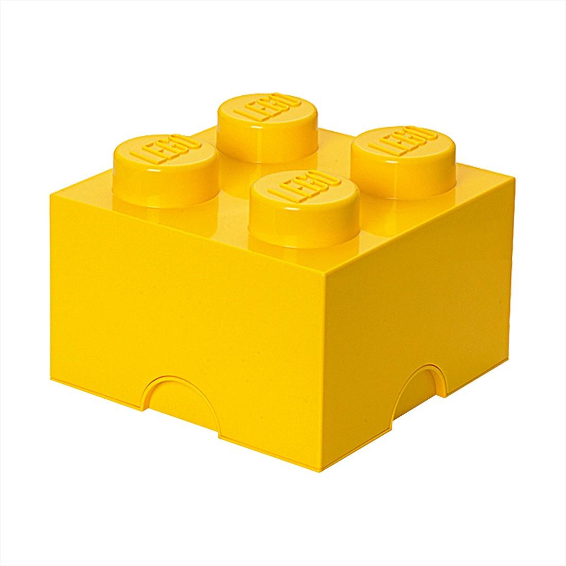 Aufbewahrungsbox Brick – Kunststoff Gelb, Lego online bestellen