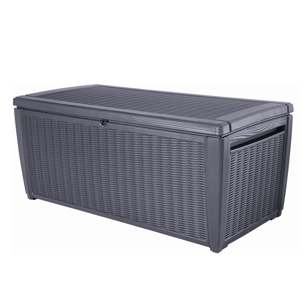 Auflagenbox Sumatra - Kunststoff - Anthrazit, Keter