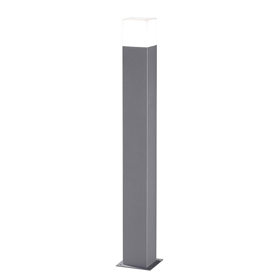 LED-Außenleuchte Hudson 1-flammig ● Aluminium Kunststoff ● Silber- Trio A++