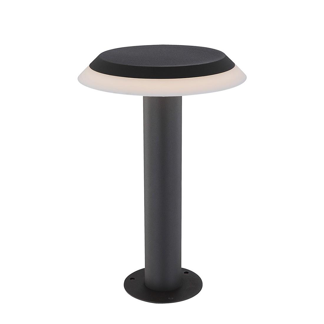 LED-Außenleuchte Aluminium by Globo ● Aluminium/Kunststoff ● Grau- Globo Lighting A+