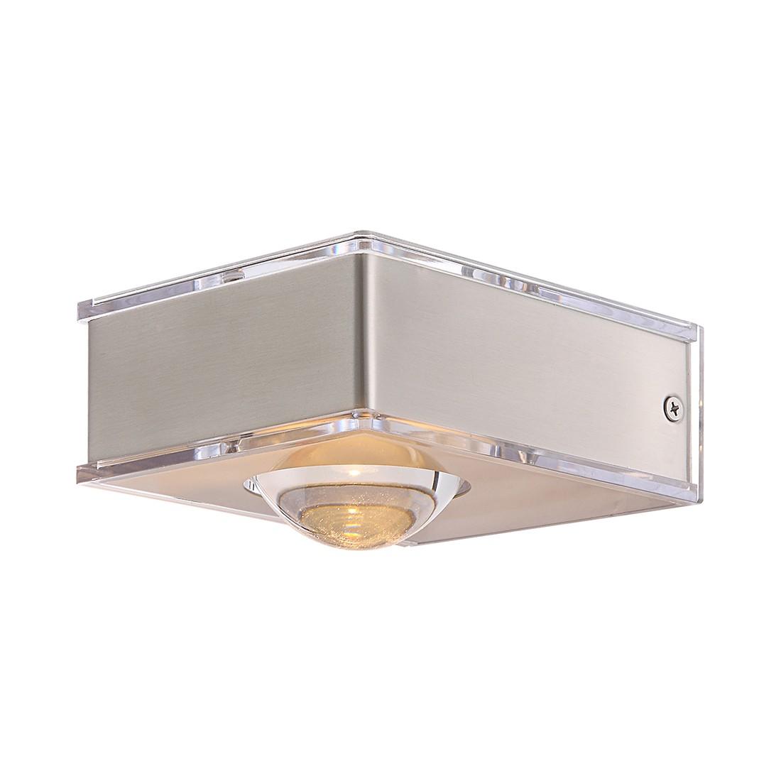 Außenleuchte Upndown IV ● Silber ● Edelstahl- Globo Lighting A+