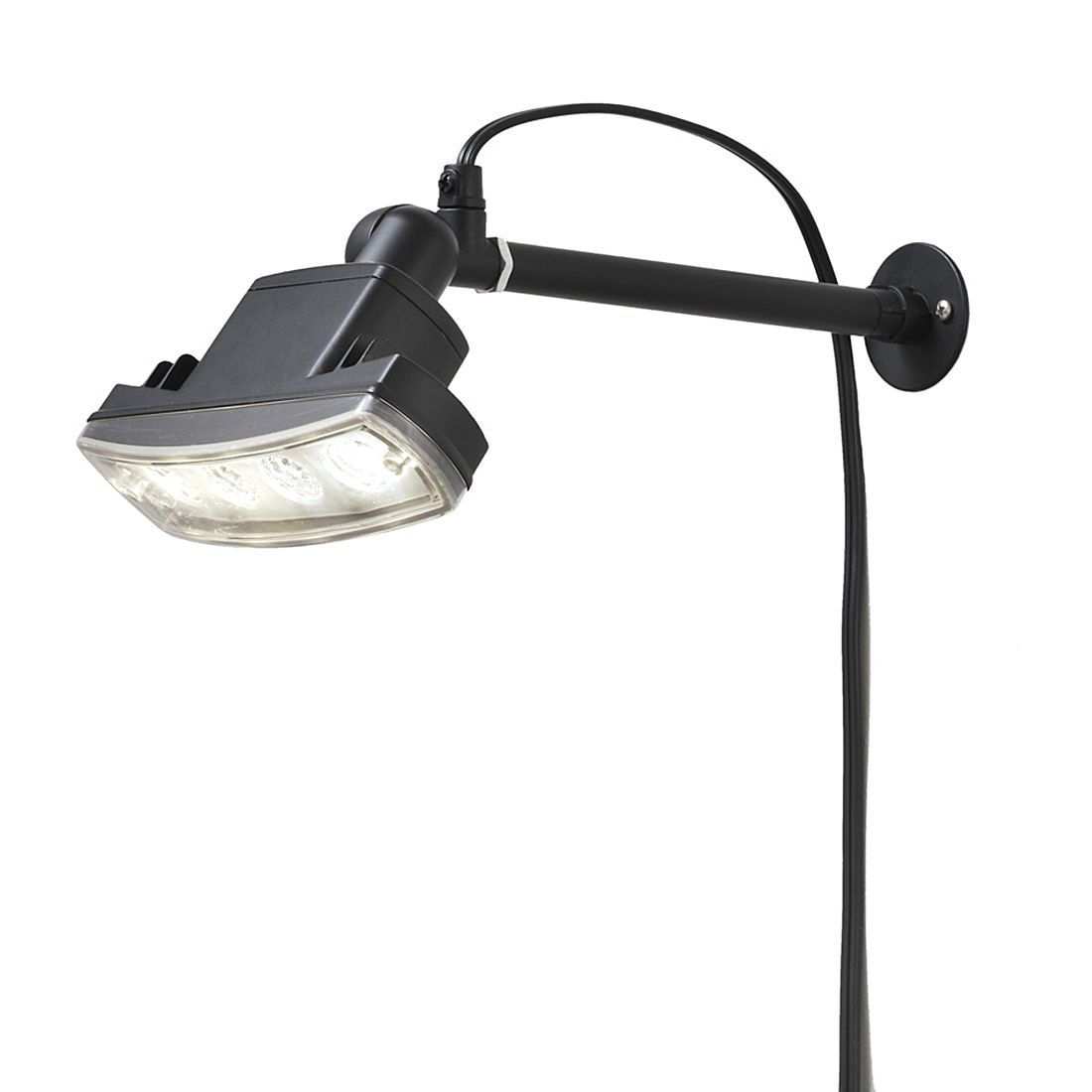 EEK A+, Außenleuchte Amalfi GK – Aluminium/Kunststoff – Schwarz – 4-flammig, Konstsmide jetzt bestellen