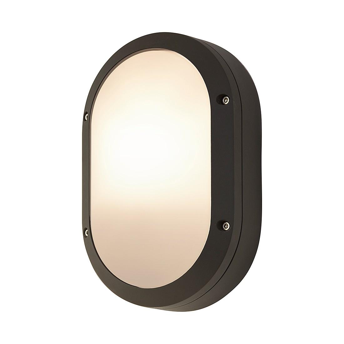 EEK A, Außenleuchte Arta Oval – Silber – 1-flammig, Astro kaufen
