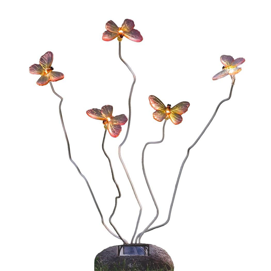 Außenleuchte Assisi Schmetterling ● Kunststoff ● 5-flammig- Konstsmide A+