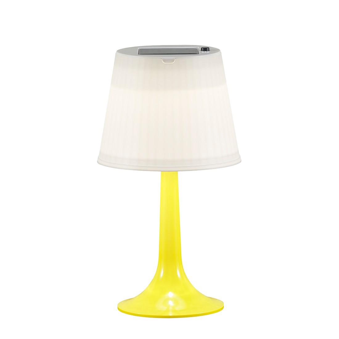 LED-Außenleuchte Assisi Sitra ● Kunststoff ● 1-flammig ● Weiß / Gelb- Konstsmide A+
