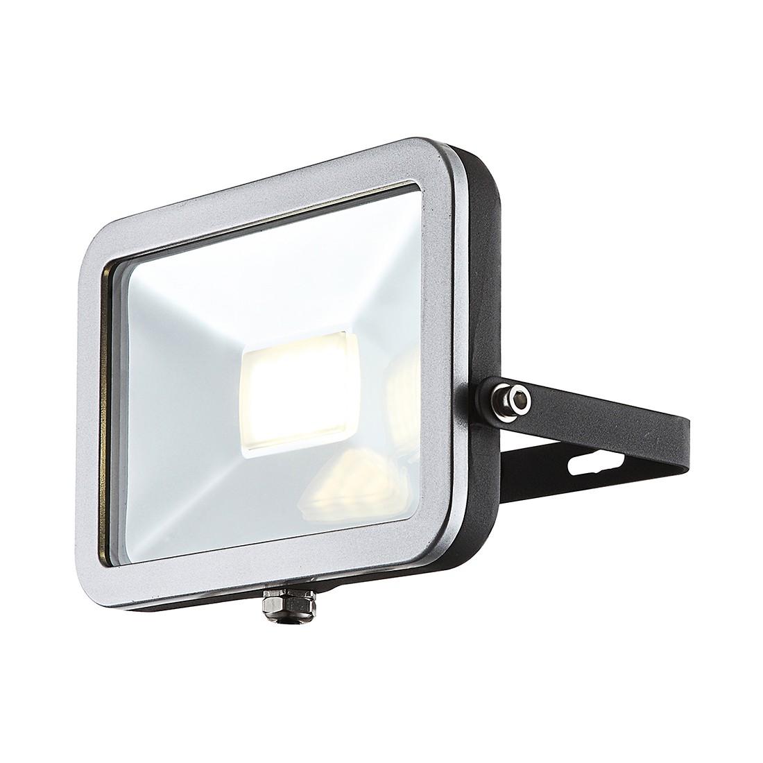 Außenleuchte Construction ● Silber & Grau ● Aluminium Druckguß- Globo Lighting A+