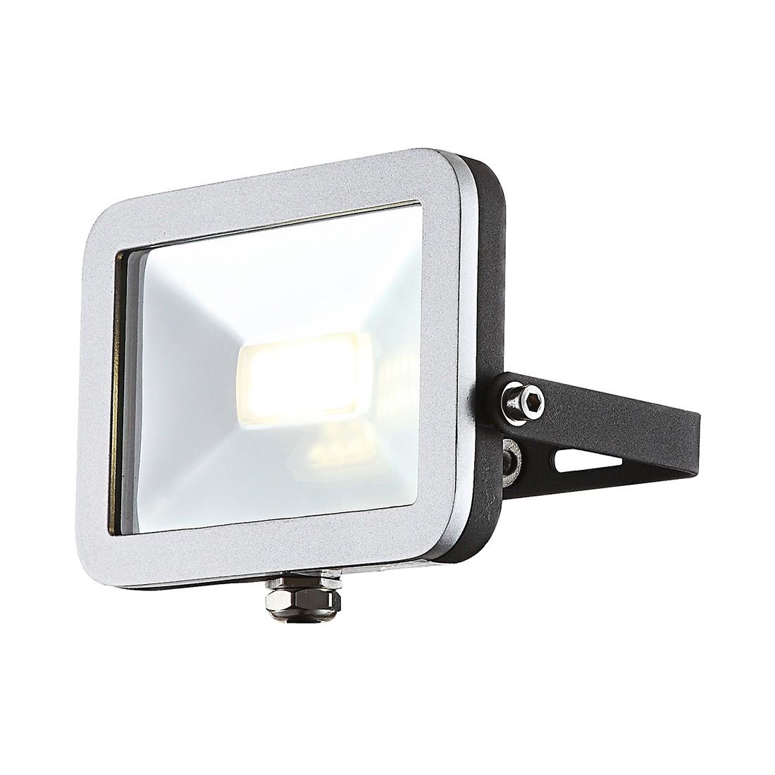Außenleuchte Construction II ● Silber & Grau ● Aluminium Druckguß- Globo Lighting A+