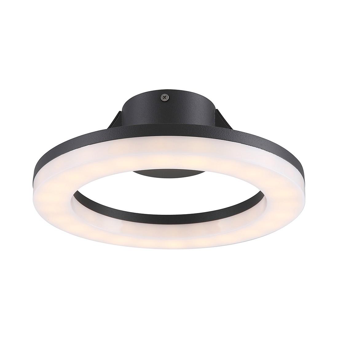 LED-Außenleuchte Devorah by Globo ● Aluminium/Kunststoff ● Grau- Globo Lighting A+