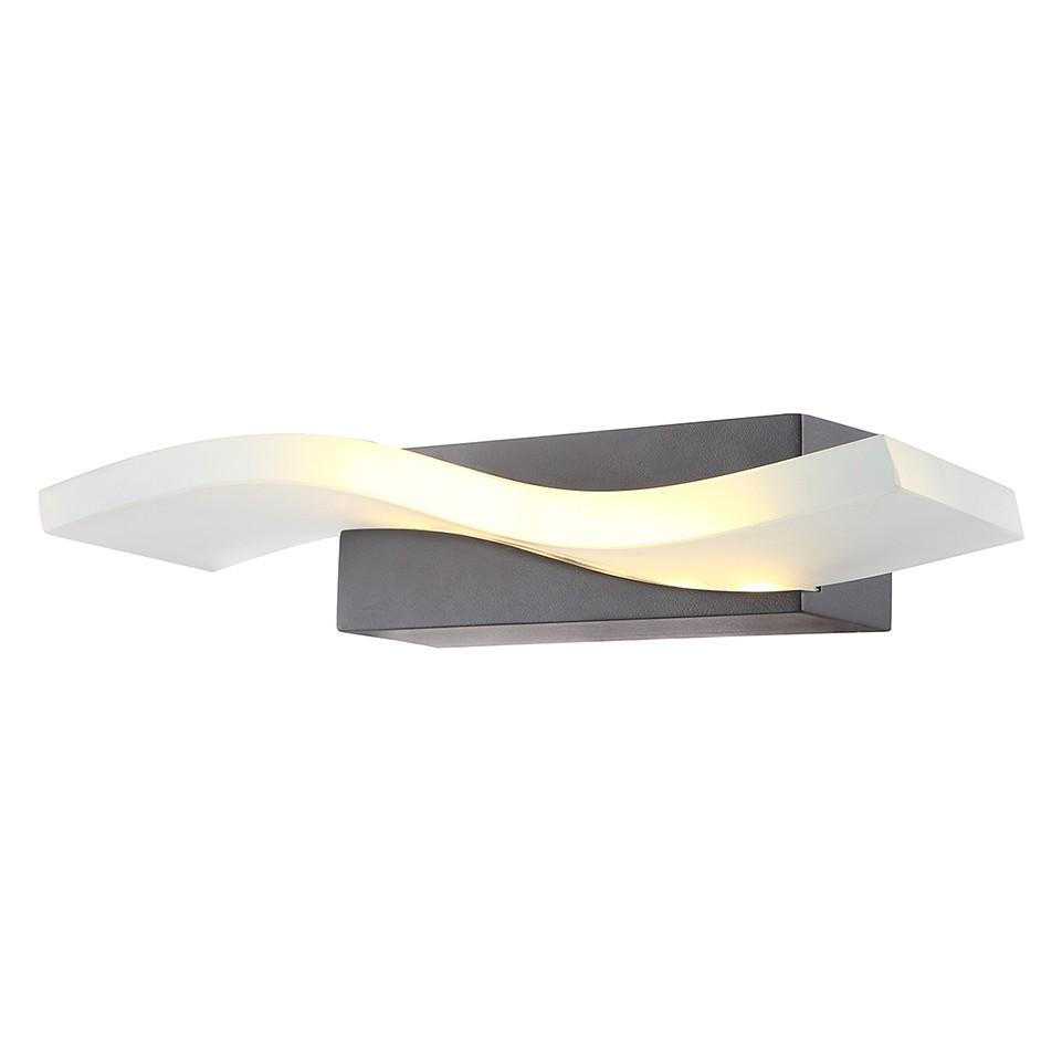 Außenleuchte Fast II ● Grau ● Aluminium- Globo Lighting A+