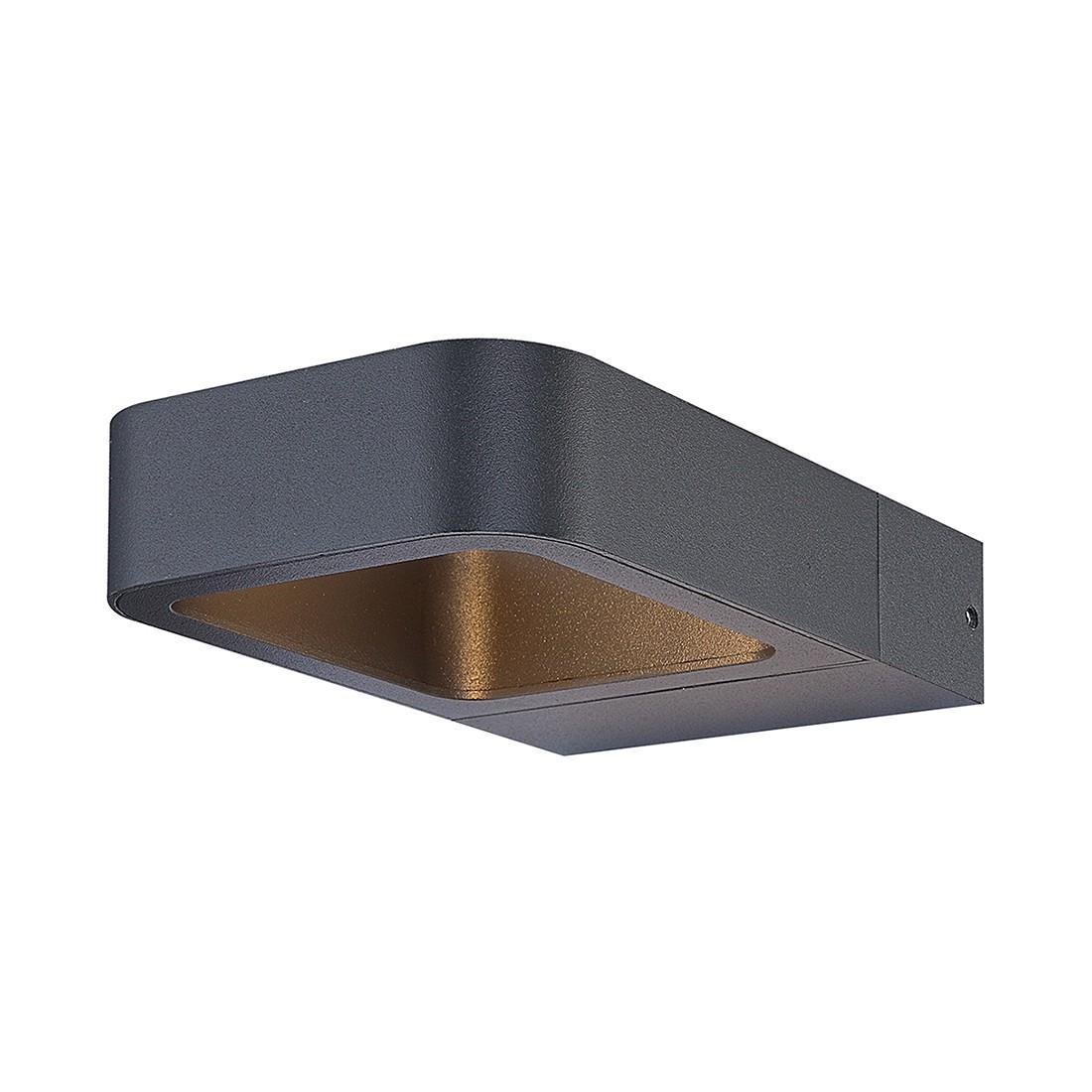 LED-Außenleuchte Kalyke by Globo ● Aluminium/Kunststoff ● Grau- Globo Lighting A+