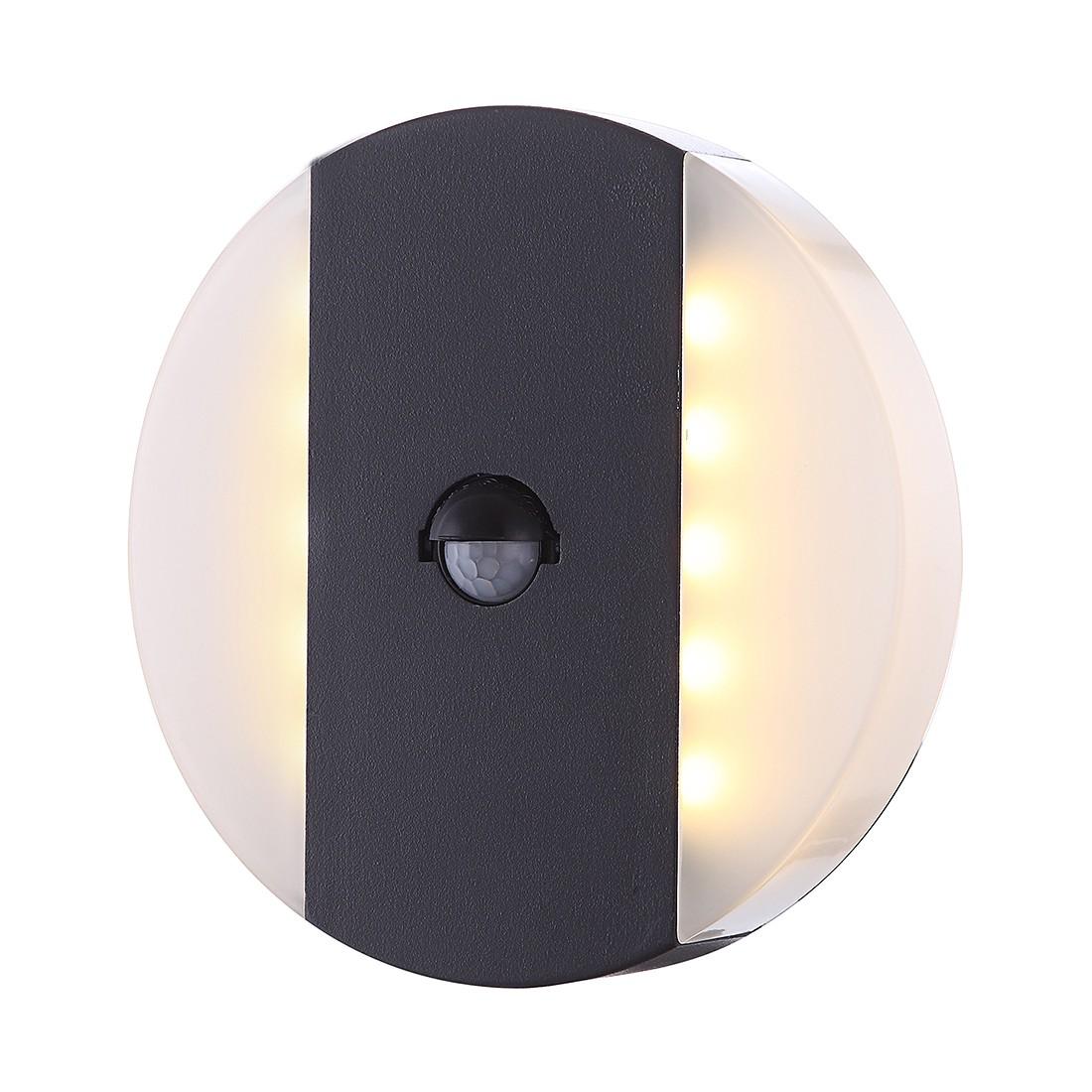 LED-Außenleuchte Moonlight by Globo ● Aluminium/Kunststoff ● Silber- Globo Lighting A+
