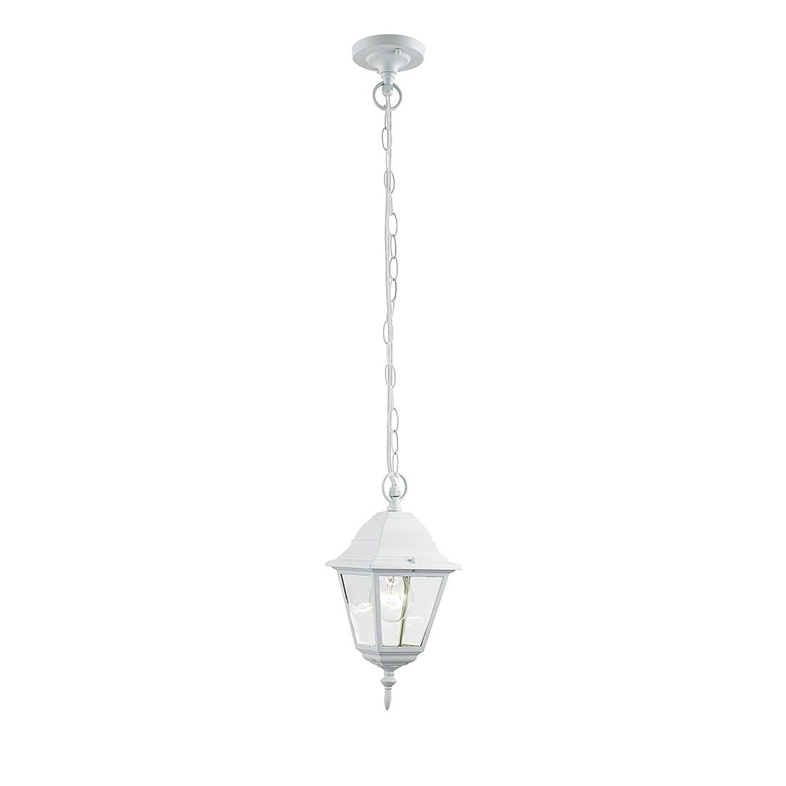 EEK A++, Außenleuchten Sally – Metall/Metall/Glas – Silber – 1-flammig, Brilliant bestellen