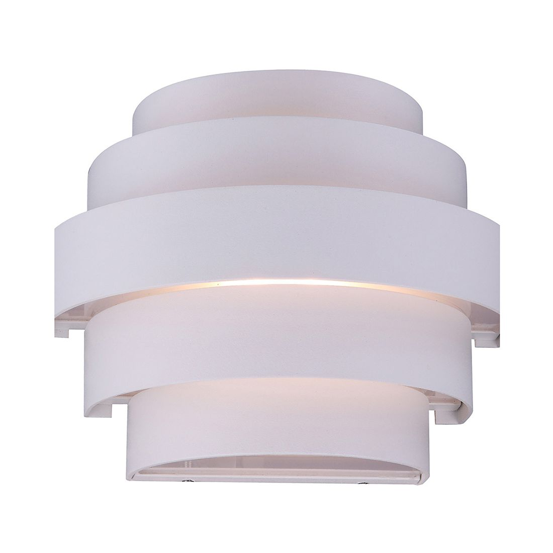 LED-Außenleuchte Nuvian by Globo ● Aluminium/Kunststoff ● Grau- Globo Lighting A+