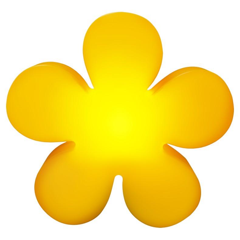 Außenleuchte Shining Flower (Gelb) – Außenleuchte Shining Flower Ø 60 cm (Gelb), 8 seasons design jetzt kaufen