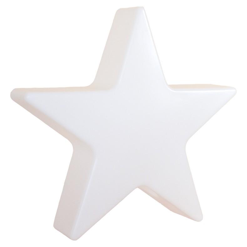 Außenleuchte Shining Star (Weiß) – Außenleuchte Shining Star Ø 80 cm (Weiß), 8 seasons design kaufen