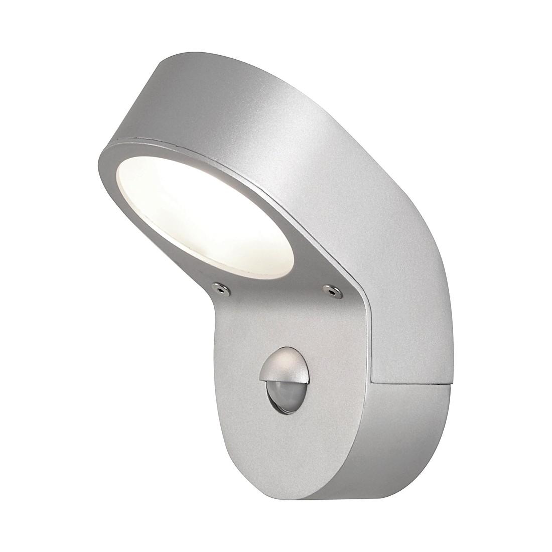 EEK C, Außenleuchte Soprano PIR – Silber – 1-flammig, Astro jetzt kaufen