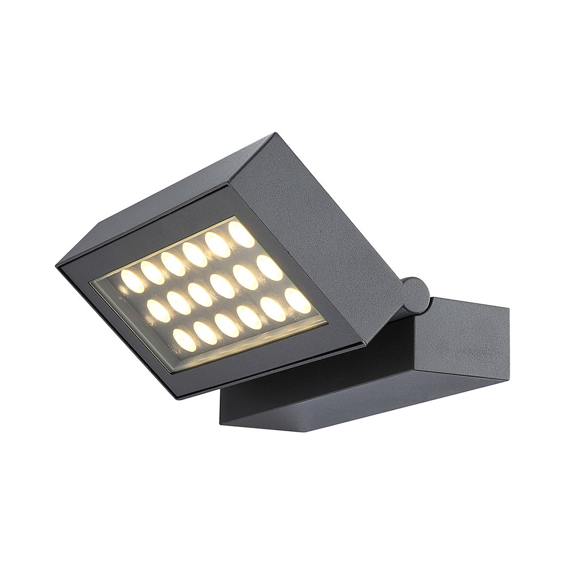 LED-Außenleuchte Tasilla by Globo ● Aluminium/Glas ● Grau- Globo Lighting A+