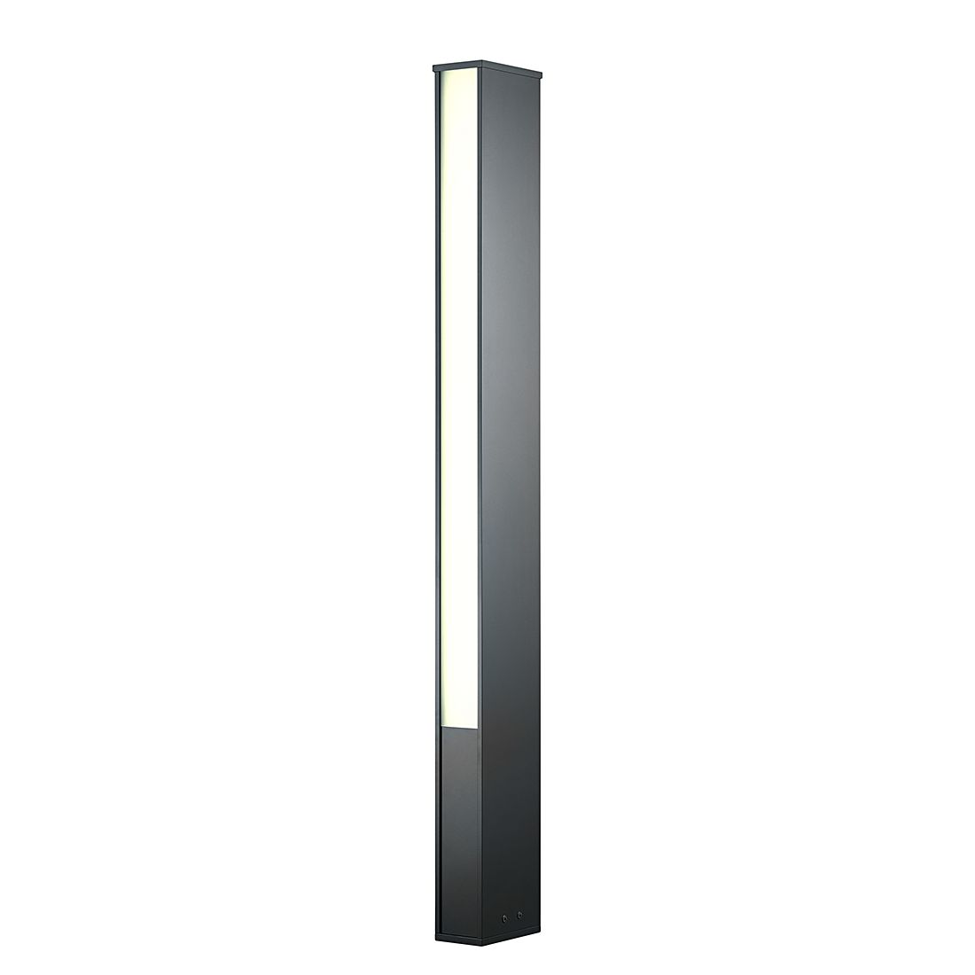 EEK A+, Außenleuchte TENDO LED – Metall/Kunststoff – Silber, Helestra günstig online kaufen
