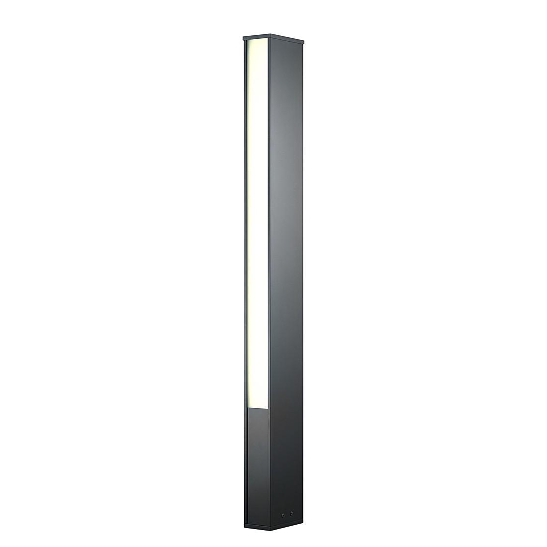 Außenleuchte TENDO LED ● Metall/Kunststoff ● Silber- Helestra A+